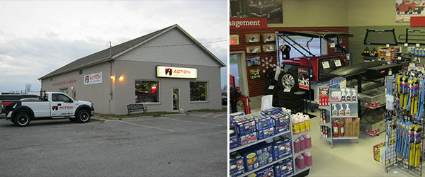 Action Car & Truck Accessories in Belleville
