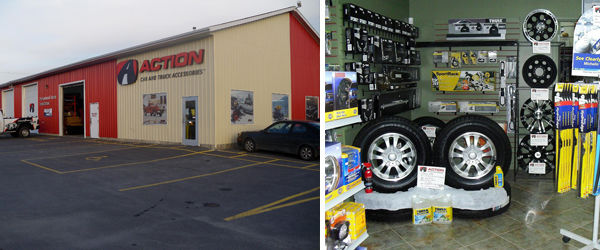 Action Car & Truck Accessories in Clarenville