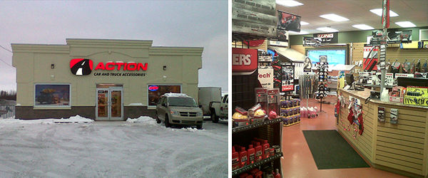 Action Car & Truck Accessories in Grand Falls-Windsor