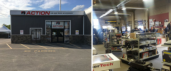 Action Car & Truck Accessories in Peterborough