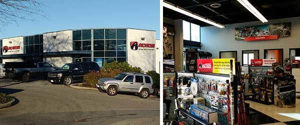 Action Car & Truck Accessories in Port Kells, Surrey