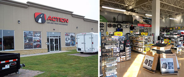 Action Car & Truck Accessories in Saint John