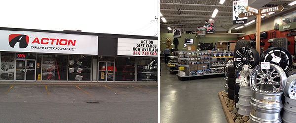 Action Car & Truck Accessories in Scarborough
