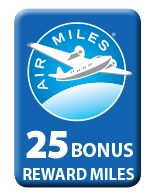 Get 25 Bonus Air Miles on Trifecta Tonneau Covers