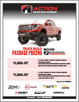 Truck Build Package Pricing