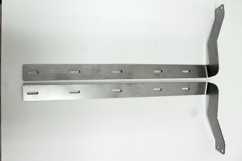 Universal Dually Bracket / Stainless Steel ( MMDUALBRK-SS)