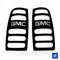 Tail Light Cover; GMC
