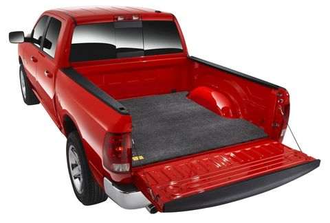 BEDMAT FOR SPRAY-IN OR NO BED LINER 07-18 GM SILVERADO/SIERRA 5'8