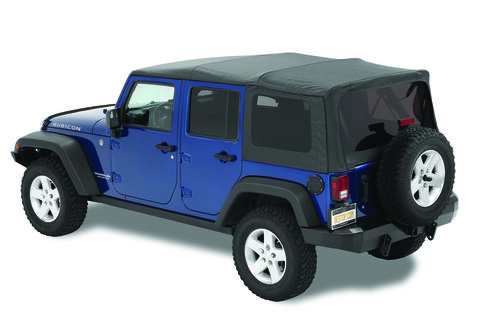 Supertop NX Complete Replacement Soft Top
