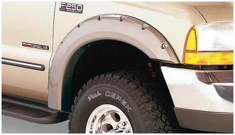 1999 2007 FORD F-250 SUPER DUTYFENDER FLARES POCKET STYLE 2PC
