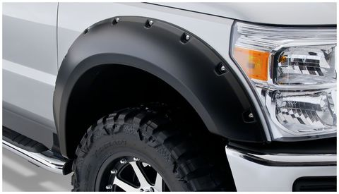 2011 2016 FORD F-250 SUPER DUTYFENDER FLARES POCKET STYLE 2PC