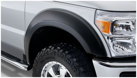 2011 2016 FORD F-250 SUPER DUTY STYLESIDEFF EXTEND-A-FENDER STYLE 2PC