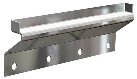 Gutter-less Mount Kit Stainless Steel