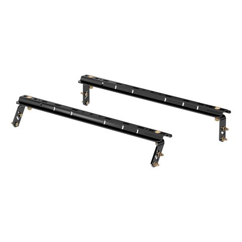 Universal 5th Wheel Base Rails (Gloss Black)