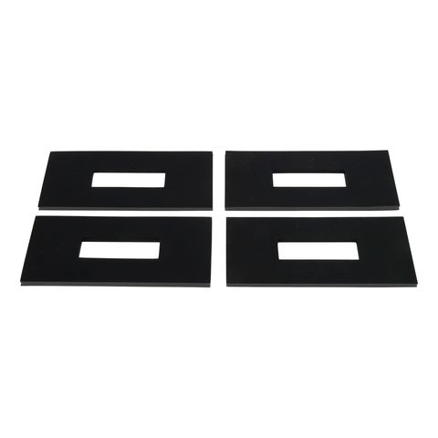 5th Wheel Rail Sound Dampening Pads
