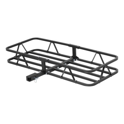 48in. x 20in. Basket-Style Cargo Carrier (Fixed 1-1/4in. Shank with 2in. Adapter