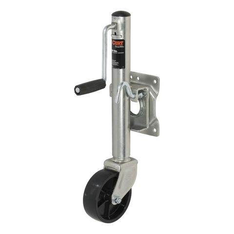 Marine Jack with 6in. Wheel (1;000 lbs.; 10in. Travel)
