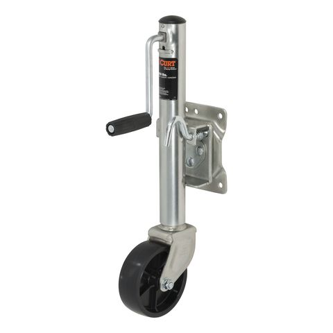 Marine Jack with 6in. Wheel (1;200 lbs.; 10in. Travel; Packaged)