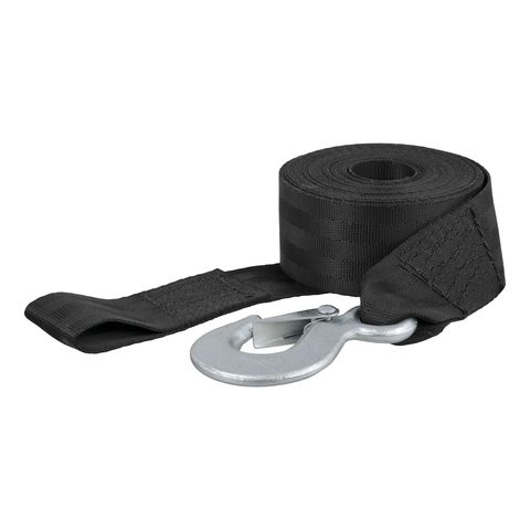 20ft. Winch Strap with Snap Hook (1;100 lbs.)