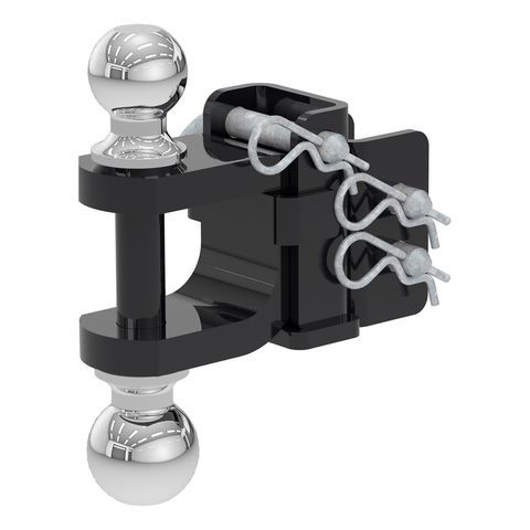 Replacement Adjustable Multipurpose Ball Mount Head for #45049