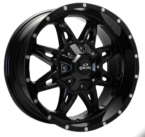 Enthuze Exin Gloss Black