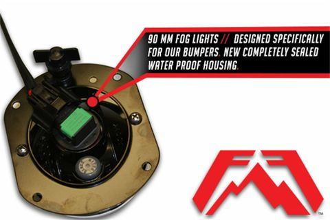 GM FOG LIGHTS NEW BODY STYLEFAB FOURS