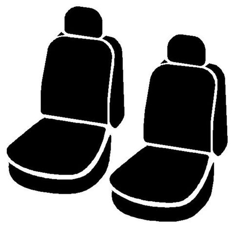 OE SEMI CUSTOM FIT CAR FRONT BUCKET SEAT COVER