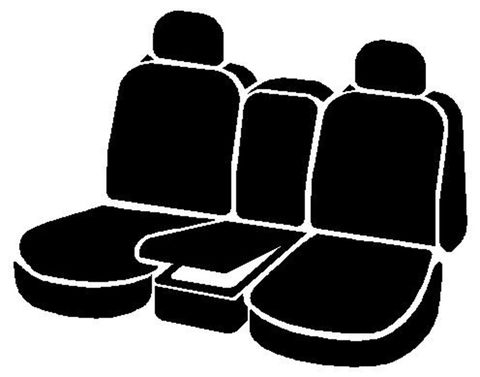 OE FRONT 40/20/40 SEAT COVER DODGE RAM 1500 09-12 RAM 2500; 3500 10-12
