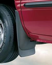 Mud Flaps - Front or Rear