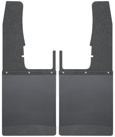 Kick Back Mud Flaps Front 12