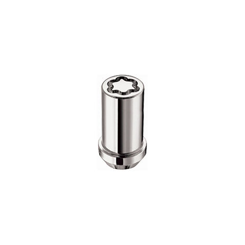 Tuner Style Cone Seat Wheel Locks-Chrome
