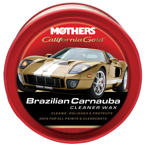 CALIFORNIA GOLD BRAZILIAN CARNAUBA CLEANER WAX