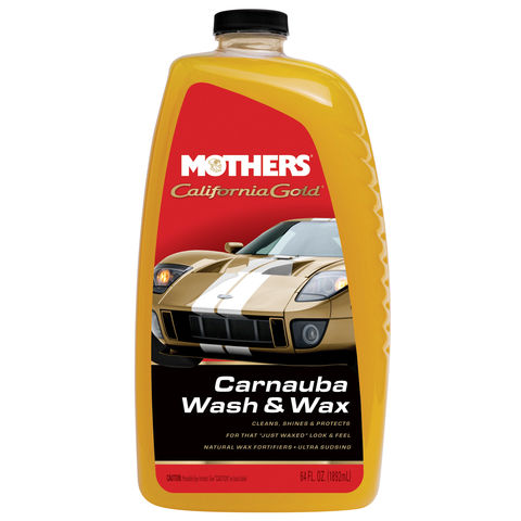 CARNAUBA WASH & WAX