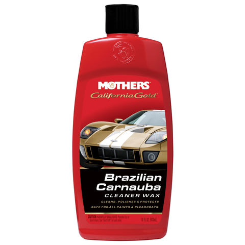 CARNAUBA CLEANER WAX ORIGINAL FORMULA