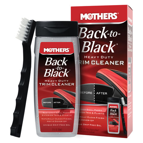 BACK-TO-BLACK HEAVY DUTYTRIM CLEANER KIT