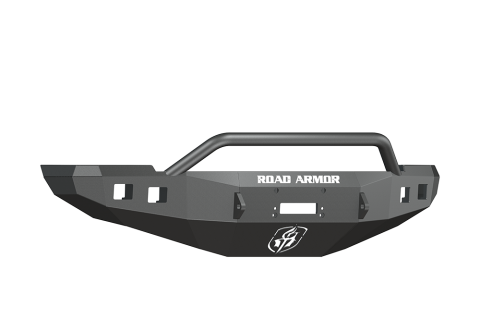 Front Stealth Winch Bumper, Pre-Runner Guard, Satin Black