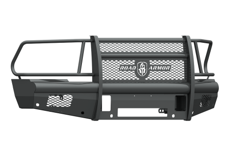 Vaquero Series Bumper with Full Guard, Non- Winch Insert