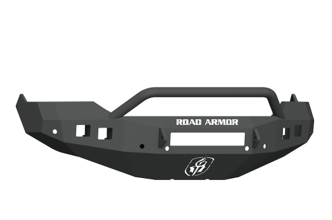 13-18 RAM STEALTH FRONT NON-WINCH BUMPER PRE-RUNNER GUARD SATIN BLACK