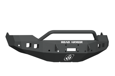 13-18 RAM STEALTH FRONT WINCH BUMPER PRE-RUNNER GUARD SATIN BLACK
