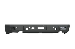 09-18 RAM STEALTH REAR NON-WINCH BUMPER SATIN BLACK