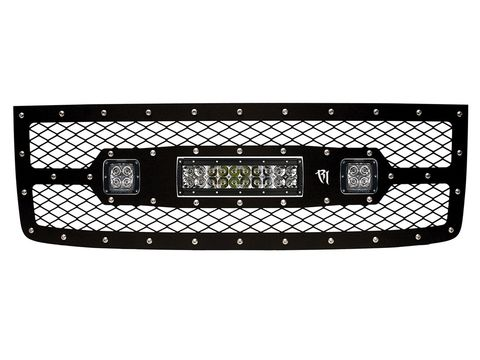 2011-2014 GMC 2500/3500 GRILLE FITS 2 D-SERIES AND 1 10 INCH E-SERIES