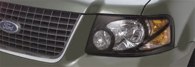 Head Light Accents