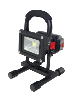 RECHARGEABLE LED WORK LAMP BLACK BODY