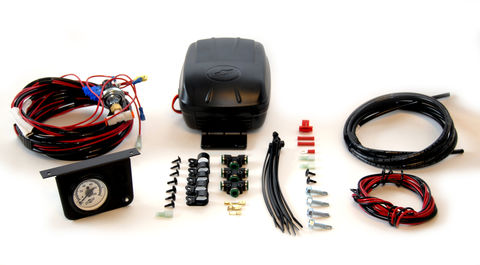 LOAD CONTROLLER II; ON-BOARD AIR COMPRESSOR CONTROL SYSTEM
