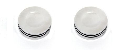 Head Light Knob (1 Knob)-O-ring Polished