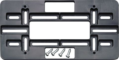 CRUSIER-MOUNTING PLATE BLACK