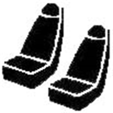 NP FRONT BUCKET SEAT COVERUNIVERSAL TRUCK