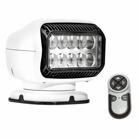 LED Spotlight, Wireless Handheld - Remote Controlled