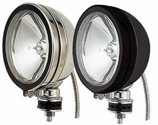 MODEL 1900 OFF ROAD LAMP BLACK