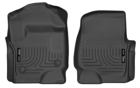 17 F250 /350 SD CREW/SUPER CABFront Floor Liners